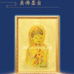 Grandmaster JinBodhi's Artworks- Beautiful Buddha