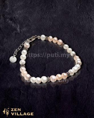 925银珍珠手链
