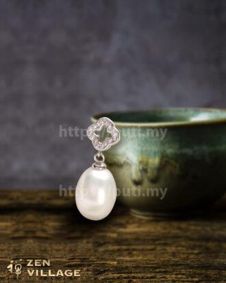 925银珍珠吊坠