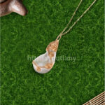 GF珍珠吊坠带链